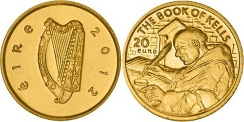 ирландская монета