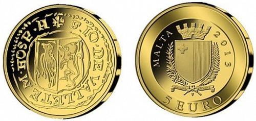 Маленькая Мальтийская монета «Пиккиоло»