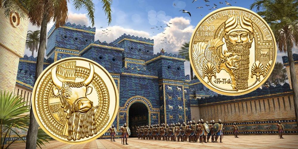 Золото Месопотамии