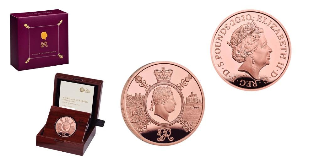 Георг 3 Британия