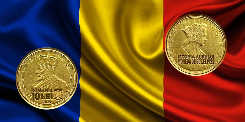 История золота Румыния