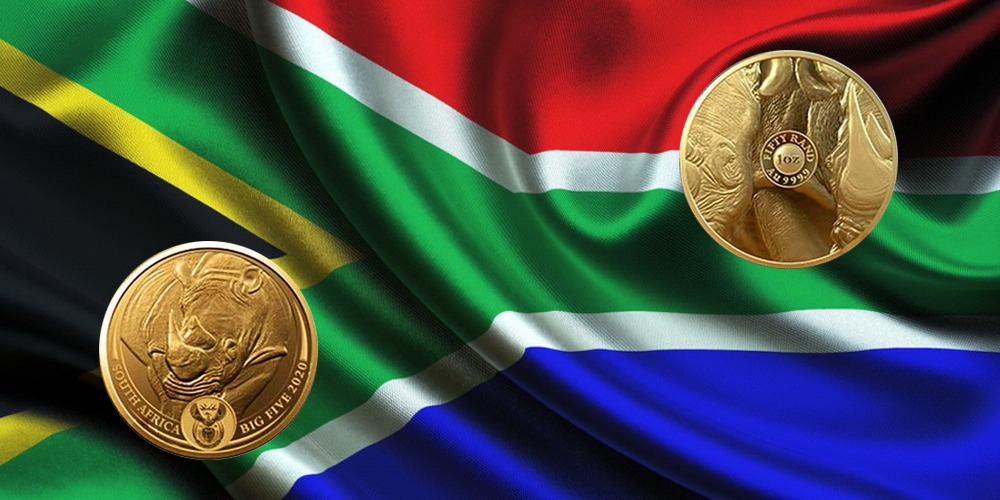Носорог ЮАР