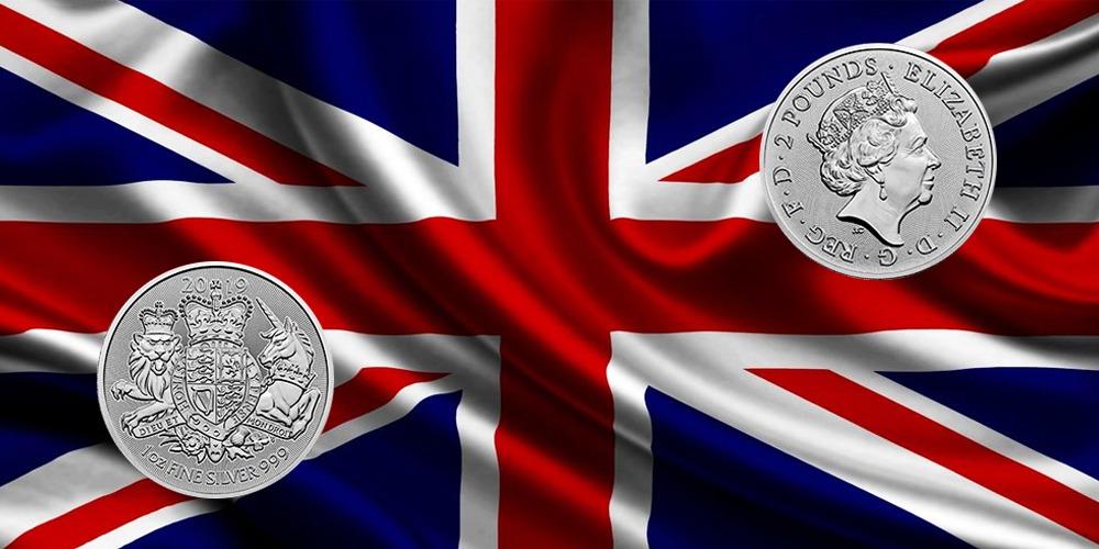 Royal Arms от Великобритании