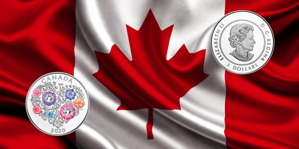 Символ любви Канада