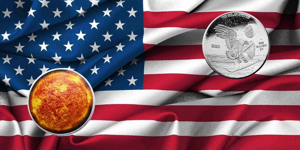 Солнце США