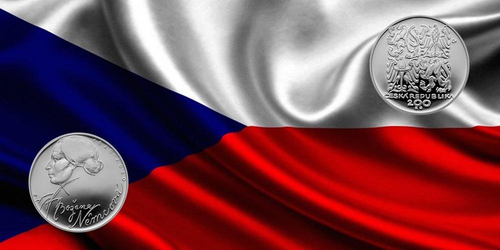 Божена Немцова Чехия