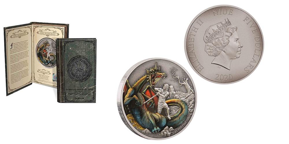Скандинавский дракон НИУЭ