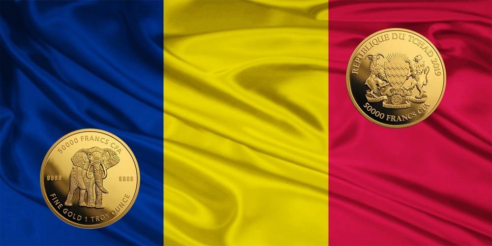 Слон Республика Чад