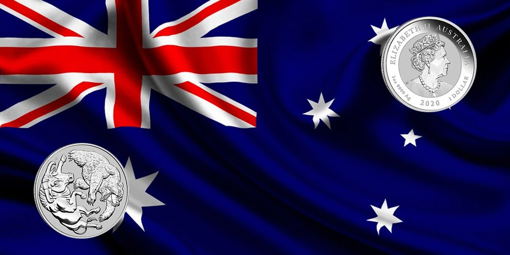 Биржевые символы Австралия