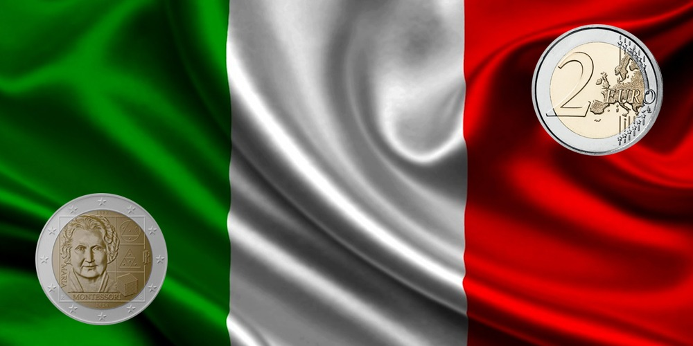 Мария Монтессори 2020 Италия