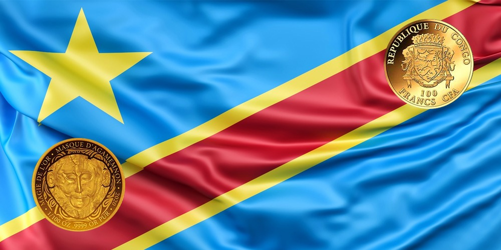 Маска царя Агамемнона Конго