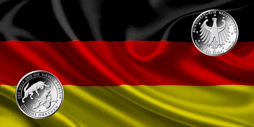 Волк и семеро козлят Германия