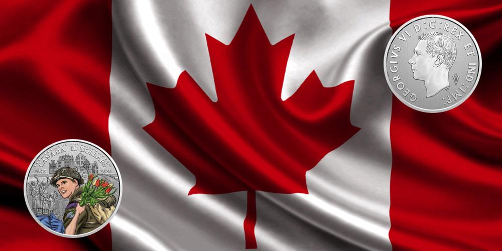 75 летию окончания Второй Мировой войны от Канады