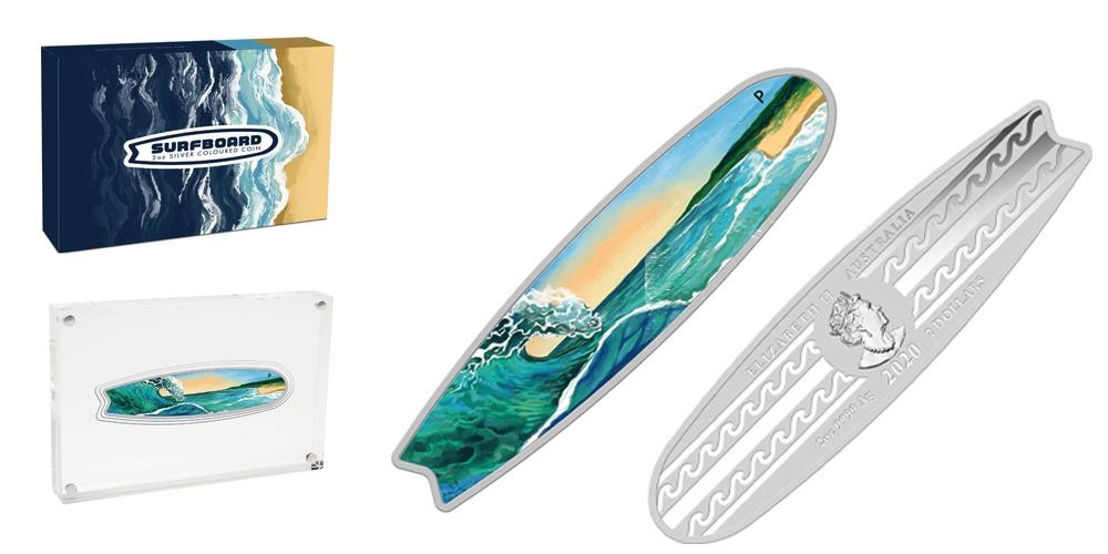 Доска для серфинга Австралия 2020