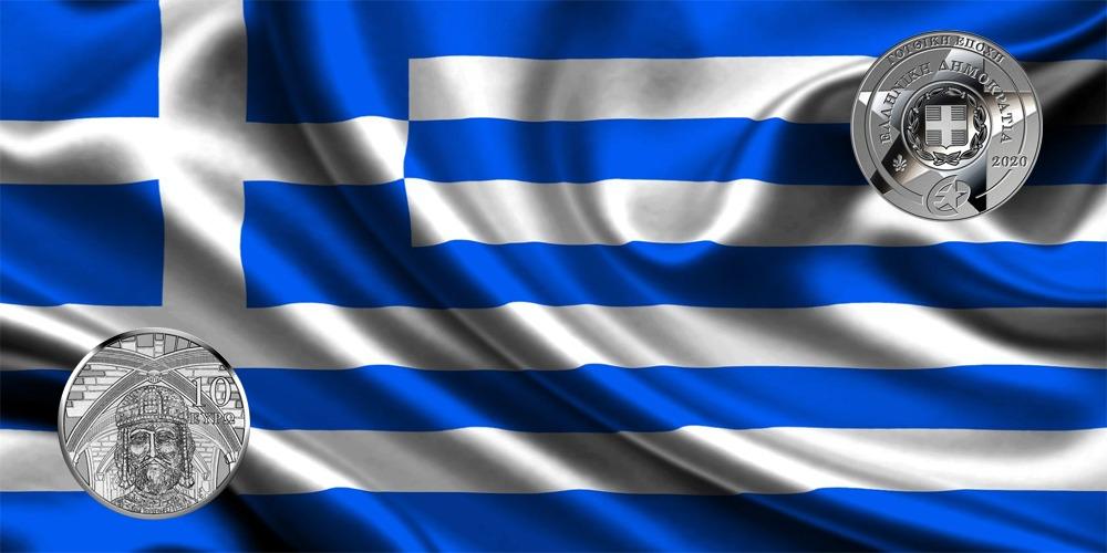 Готика Греция 2020