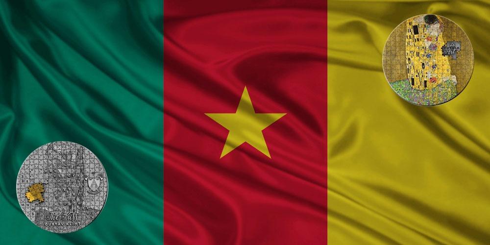 Картина Густава Климта Поцелуй Камерун