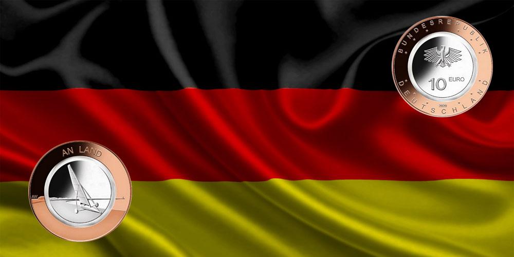 На суше Германия