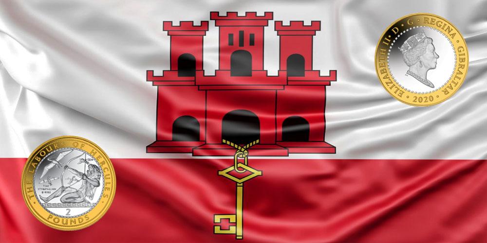 Один из подвигов Геракла Гибралтар