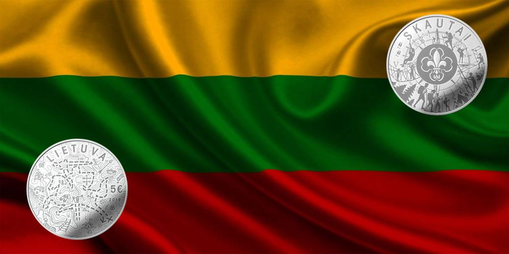 Скауты Литва