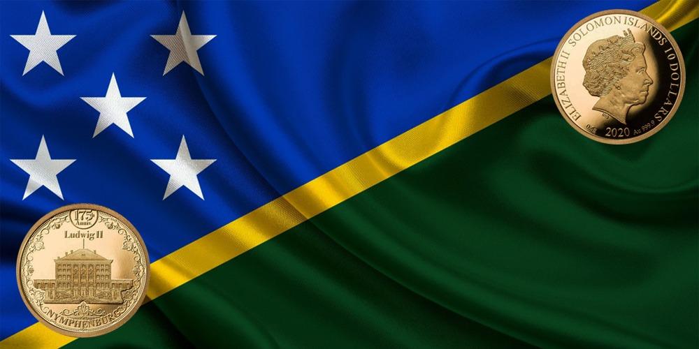 Дворец Нимфенбург Соломоновы острова