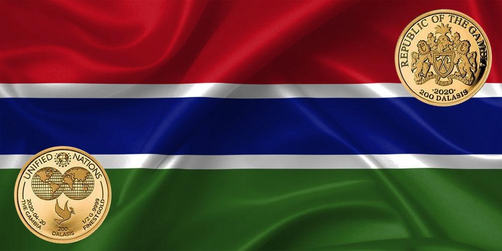 ООН от Гамбия