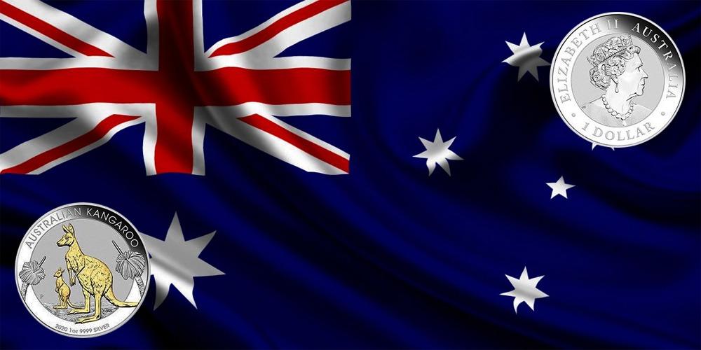 Кенгуру Австралия 2020