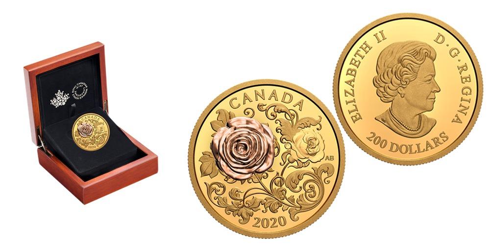 Королевская роза Канада 2020