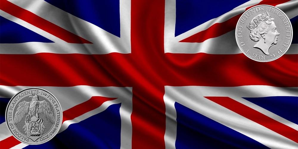 Сокол Плантагенетов Великобритания 2020