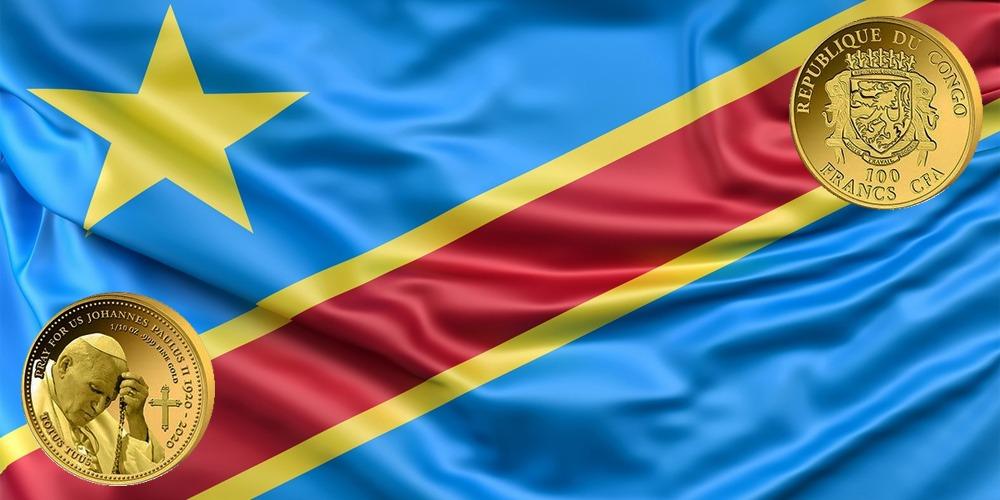 Юбилей Иоанна Павла II Конго 2020