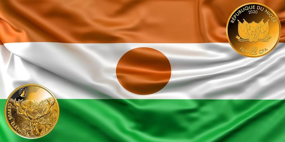 олень республика Нигер 2020