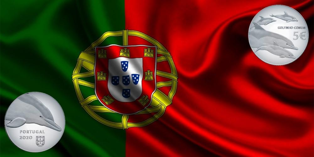 Дельфин Португалия 2020