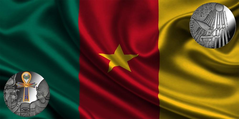 Египетский Анкх Камерун 2020