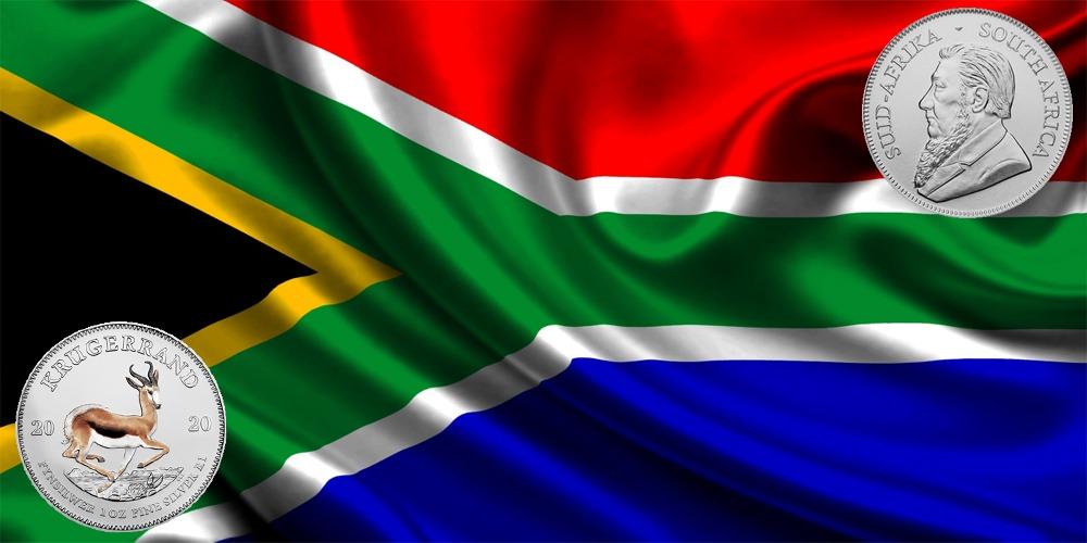 Крюгерранд Южная Африка 2020