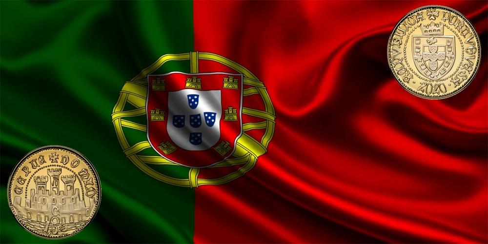 Половина Эскудо из Сеуты Португалия 2020