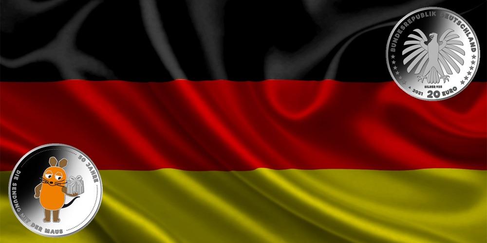 Программа с мышью Германия
