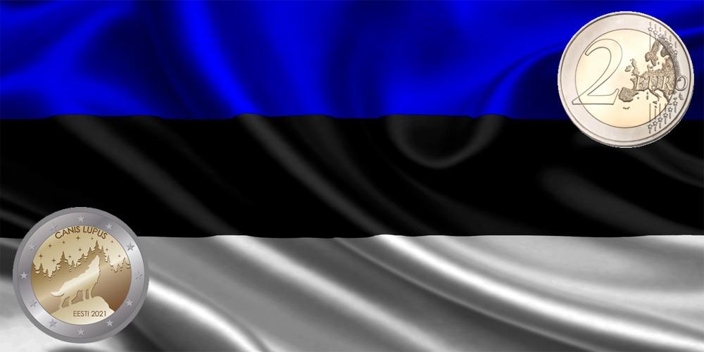 Волк Эстония 2020