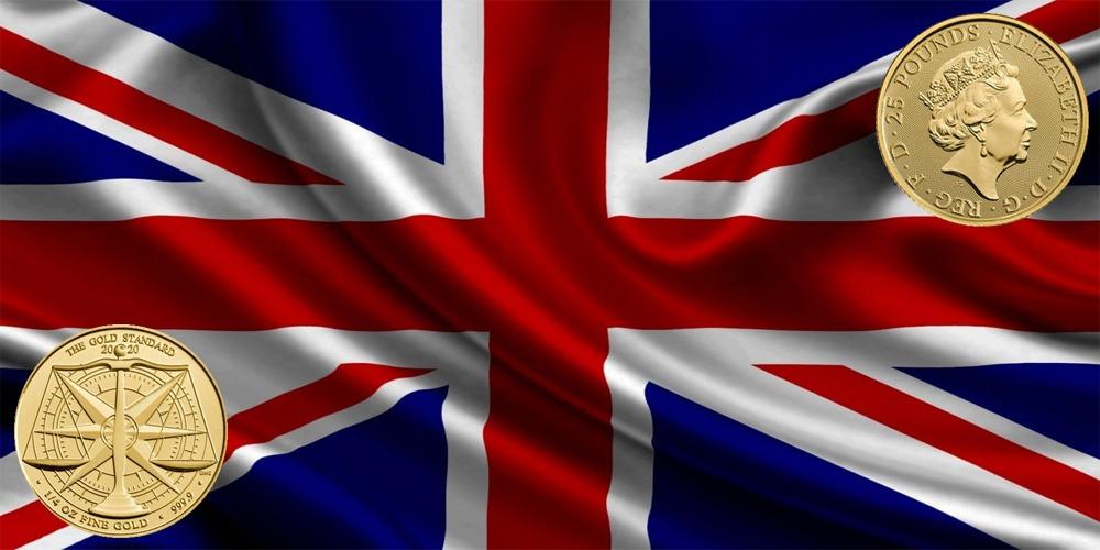 Золотой Стандарт Великобритания 2020