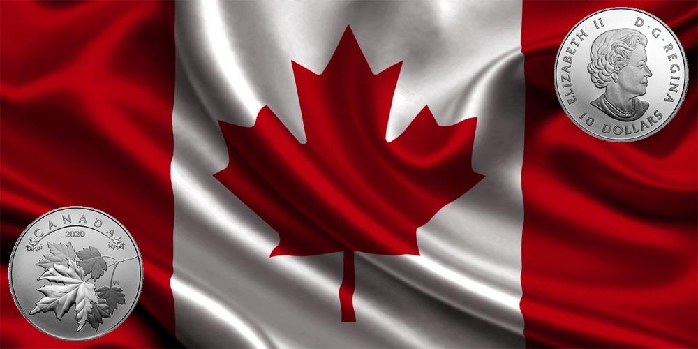 кленовые листья Канада 2020