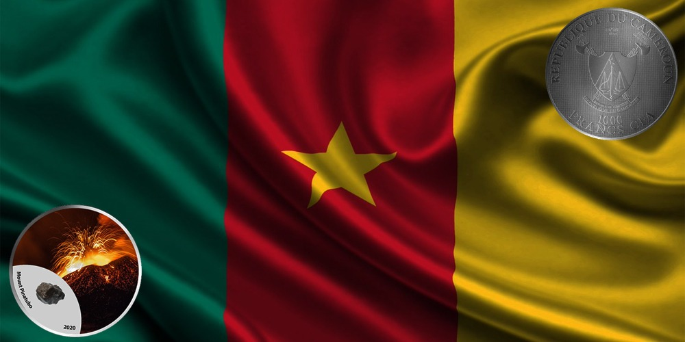 Гора Пинатубо Камерун 2020