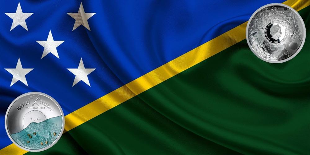 Клондайкская золотая лихорадка Соломонвы острова 2021