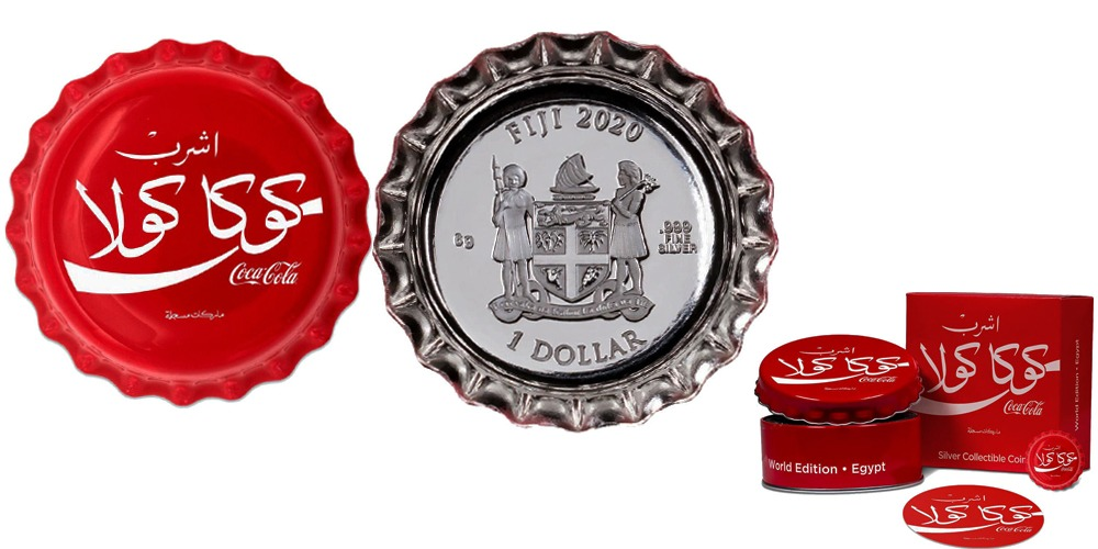 Кока колла Фиджи 2020