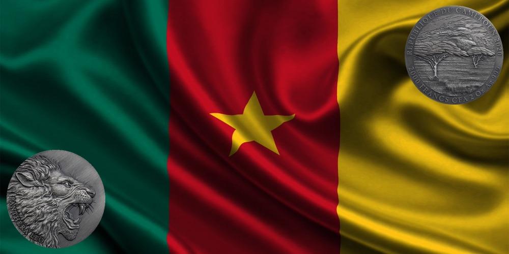 Лев Камерун 2020