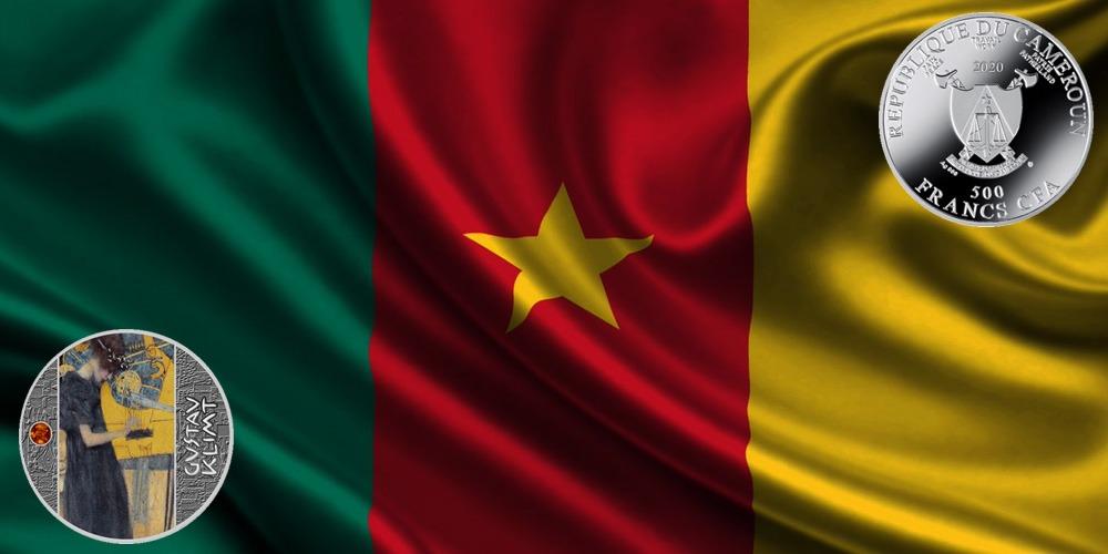 МУЗЫКА Густав Климт Камерун 2020