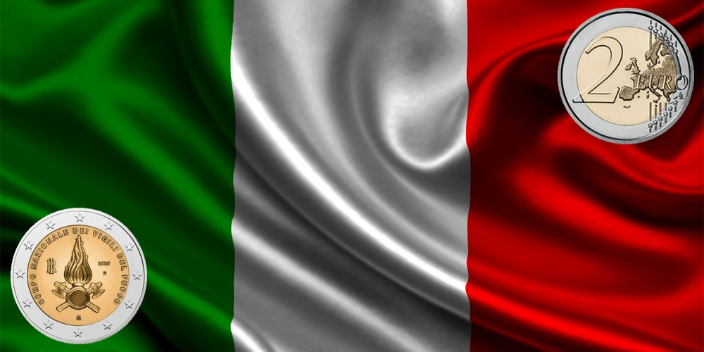 Национальная пожарная служба Италия 2020