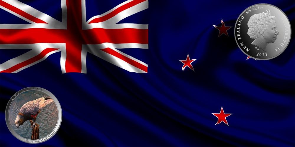 Нестор Кака Новая Зеландия 2021