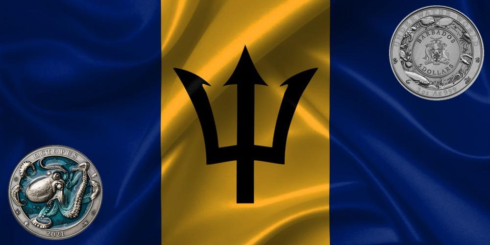 Осьминог Барбадос 2021