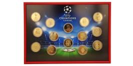 Набор памятных медалей — Лига чемпионов УЕФА №2