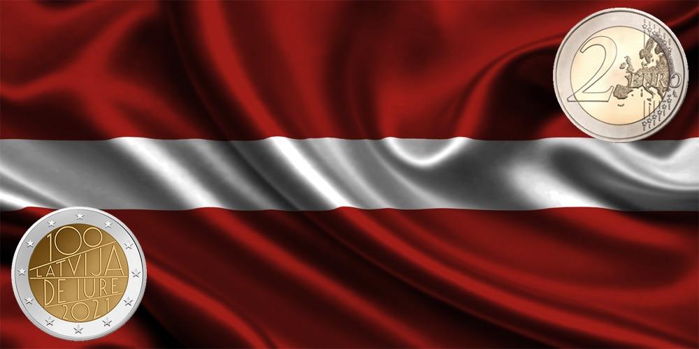 100 лет со дня признания Латвии де юре Латвия 2021