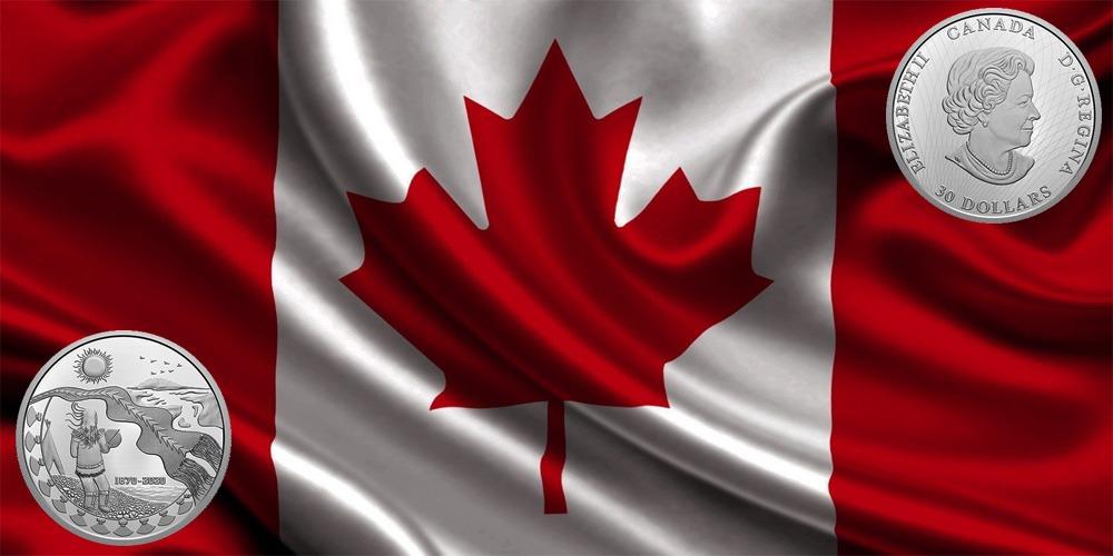 150 лет Северо-Западным территориям Канада 2020