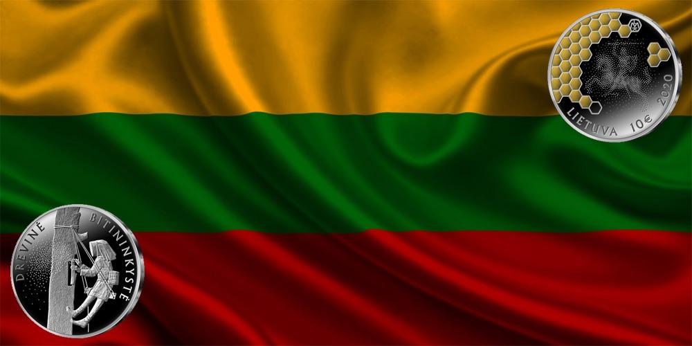 Древесное пчеловодство Литва 2020